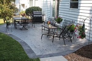 Concrete Patios in St. Louis